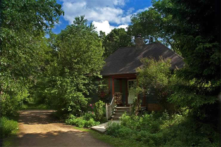 cottage and guest rooms irish hollow bed breakfast