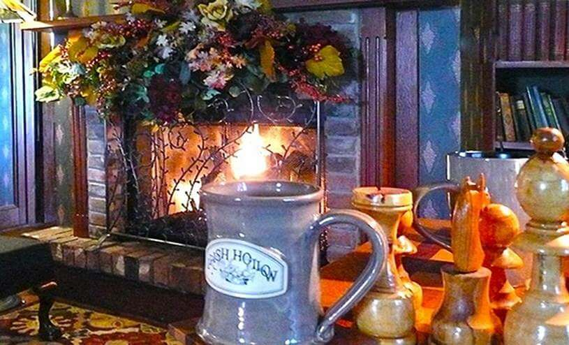autumn packages irish hollow bed breakfast country